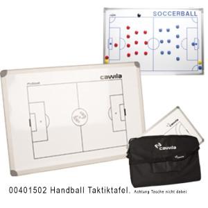 CAWILA Taktik Tafel Handball 30x45cm