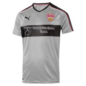 VfB Stuttgart Third Replica Shirt, silber/schwarz