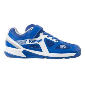 KEMPA Handballschuh FLY HIGH WING Junior, royal/weiß