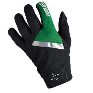 DERBYSTAR Spielerhandschuh schwarz/grün