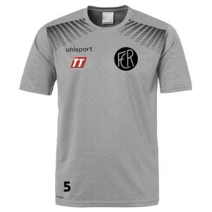 1.FCR JUGEND UHLSPORT Goal T-Shirt Präsentation
