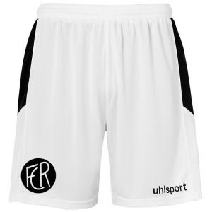 1.FCR UHLSPORT Goal Trikot Shorts weiß