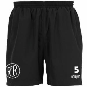 1.FCR UHLSPORT Essential Präsentations Shorts