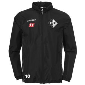 1FCE UHLSPORT Score Trainer Regenjacke