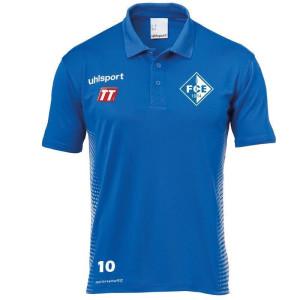 1FCE UHLSPORT Score Polo Shirt