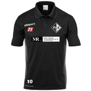 1FCE UHLSPORT Score Trainer Polo Shirt