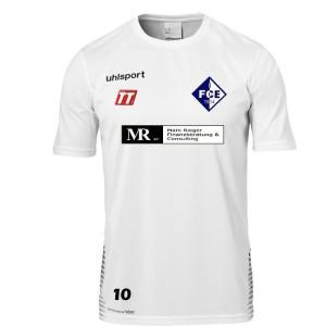 1FCE UHLSPORT Score Training T-Shirt weiß