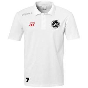 VfR UHLSPORT Essential Polo Shirt weiß