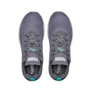 PUMA Hybrid Runner V2 / TURQUOISE-GREY-CASTLEROCK