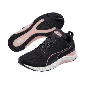 PUMA Hybrid Runner Woman V2 - BLACK-BRIDAL-ROSE--CASTLEROCK