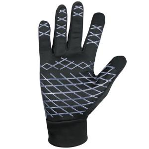 SVE JAKO Feldspielerhandschuhe Funktion Warm schwarz