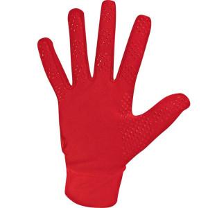 TSVO JAKO Feldspielerhandschuhe Funktion rot