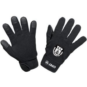 TSVW JAKO Feldspielerhandschuhe Fleece schwarz