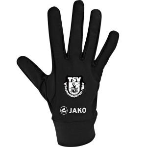 TSVW JAKO Feldspielerhandschuhe Funktion schwarz