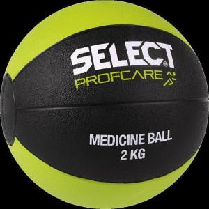 SELECT Medizinball schwarz/grün (1-5 kg)