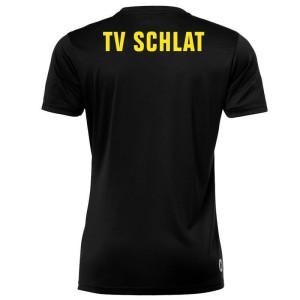 TVS KEMPA Poly Women Shirt schwarz