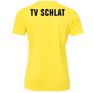 TVS KEMPA Poly Women Shirt gelb