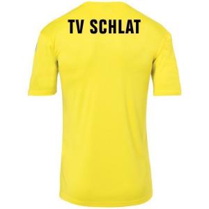 TVS KEMPA Emotion 2.0  Poly Shirt gelb