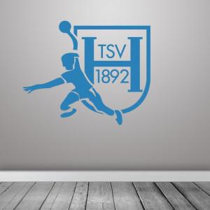 TSVH Wandtattoo