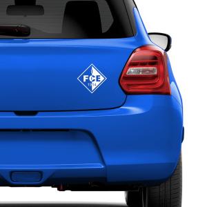 1.FCE Autoaufkleber in verschiedenen Farben und Designs