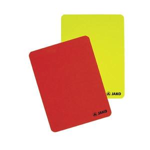 JAKO Karten-Set Schiedsrichter