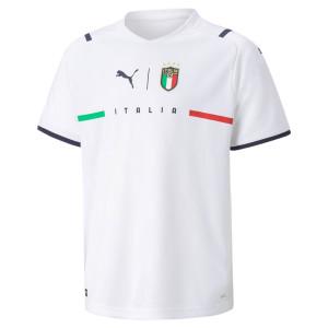 PUMA FIGC Away Italia Shirt Replica Jr....