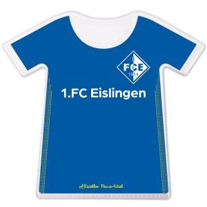 1.FCE Eiskratzer Brace T-Shirt-Form weiß inkl. Druck