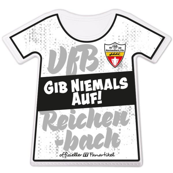 VfBR Eiskratzer Brace T-Shirt-Form weiß inkl. Druck