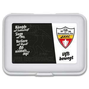 VfBR Vorratsdose Schul-Box groß inkl. Druck
