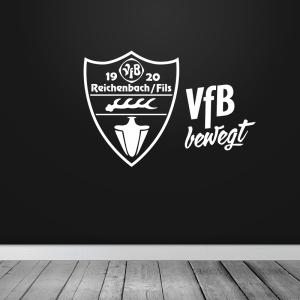VfBR Wandtattoo in verschiedenen Größen und...