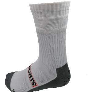 GRIPSOCKS TT Sports Socken weiß