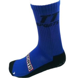 GRIPSOCKS TT Sports Socken blau