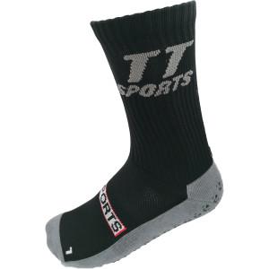 GRIPSOCKS TT Sports Socken schwarz