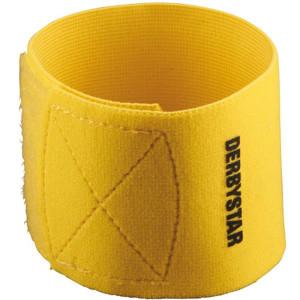 DERBYSTAR Stutzenhalter gelb