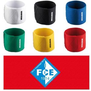 FCE Stutzenhalter mit Vereinslogo