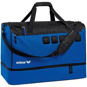 ERIMA Sporttasche mit Bodenfach new royal/schwarz