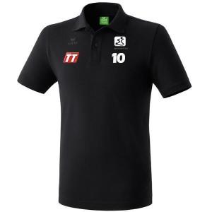 SC Filstal ERIMA Teamsport Poloshirt schwarz