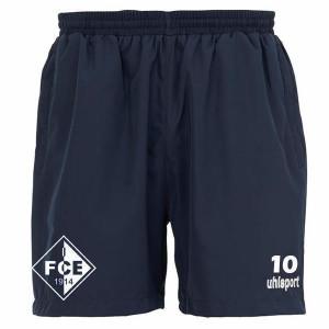 1FCE UHLSPORT Essential Präsentations Shorts